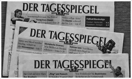 Image result for Tagesspiegel